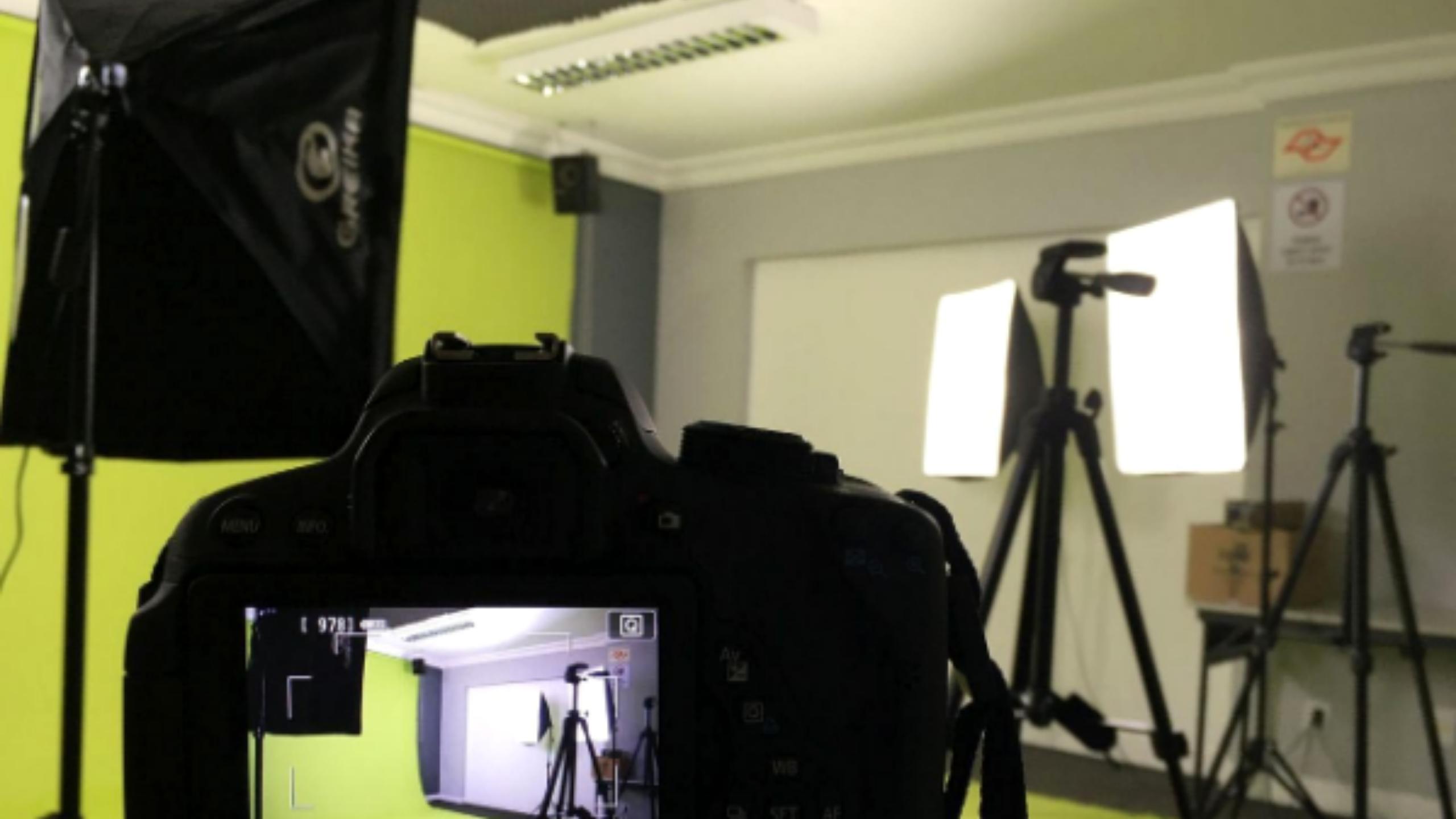 Precisa de um estúdio para gravação de vídeos em Campinas? Aproveite a novidade do Espaço 949